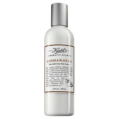 Aromatic Blends: Vetiver & Black Tea - Hand & Body Lotion