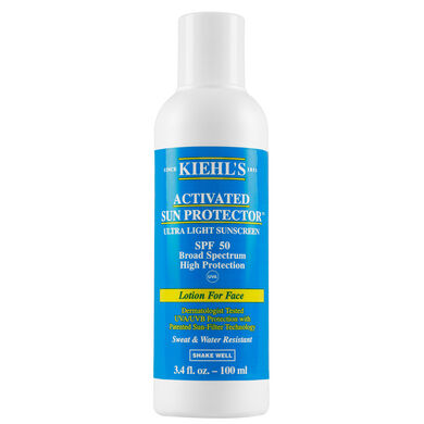 Activated Sun Protector for Face SPF 50