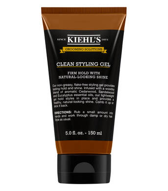 Grooming Solutions Clean Hold Styling Gel