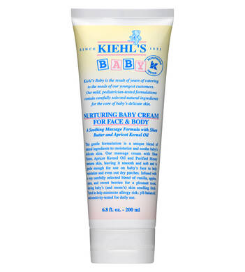 Nurturing Baby Cream for Face and Body