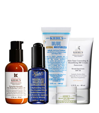The Line Reducing Routine for Acne-Prone Skin