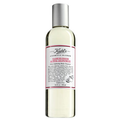 Aromatic Blends: Nashi Blossom & Grapefruit - Liquid Body Cleanser