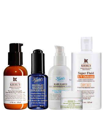 The Line Reducing Routine for Combination Skin