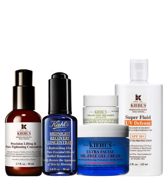 The Lifting and Firming Routine for Oily Skin
