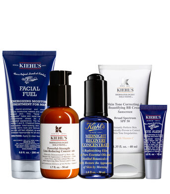 The Line Reducing Routine for Normal Skin