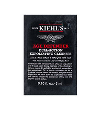 Age Defender Cleanser 3ml Sample