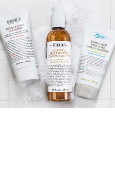 Kiehl's Cleaners Collection