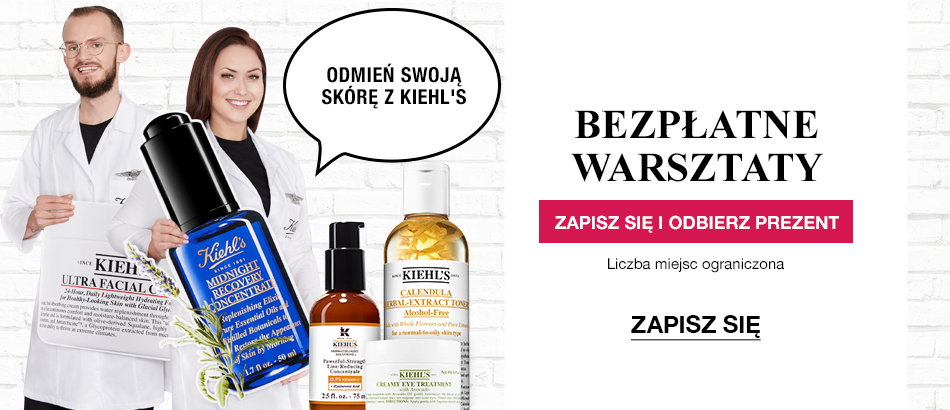 Workshops Kiehl´s