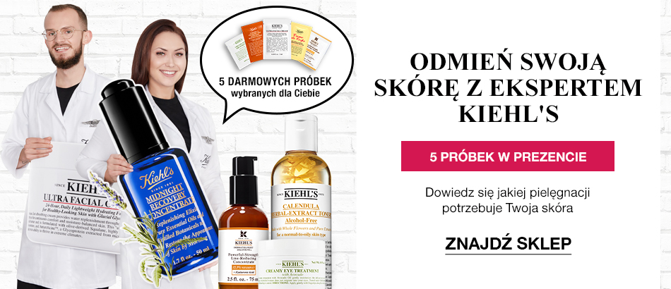 Try before you buy Kiehl´s